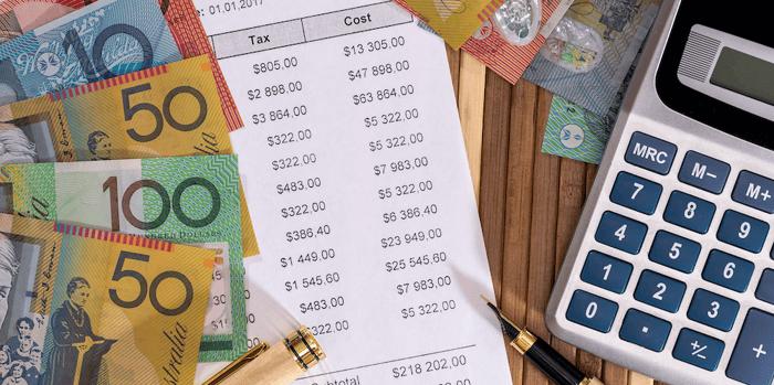 Tax deduction calculations