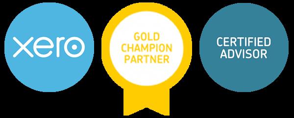 TA Xero Gold Champion